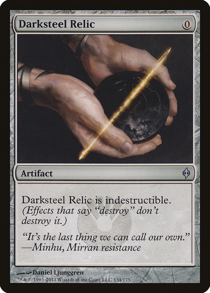 Darksteel Relic