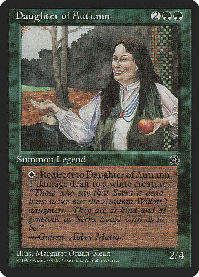 Daughter of Autumn