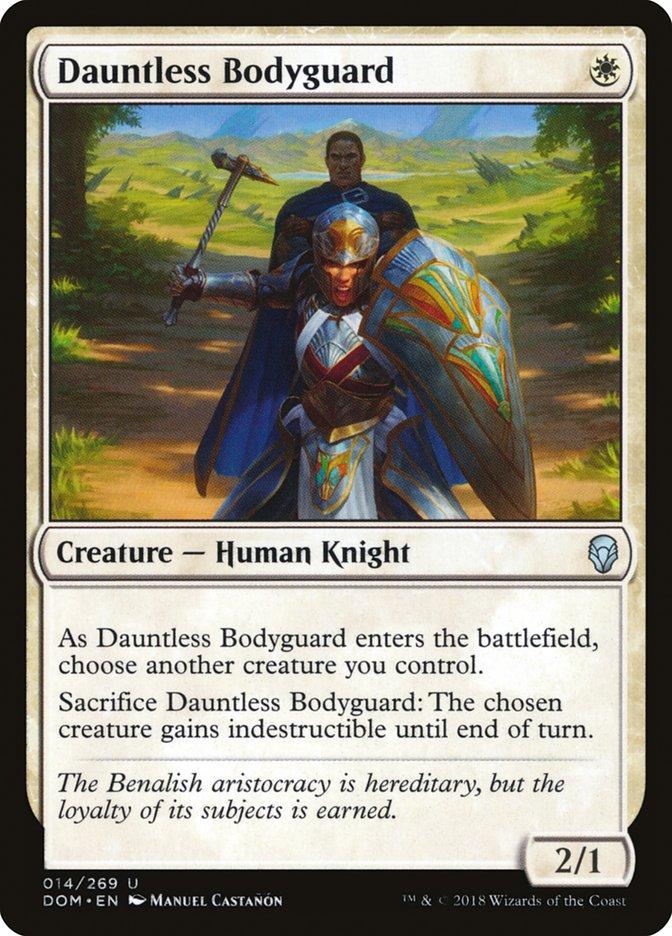 Dauntless Bodyguard