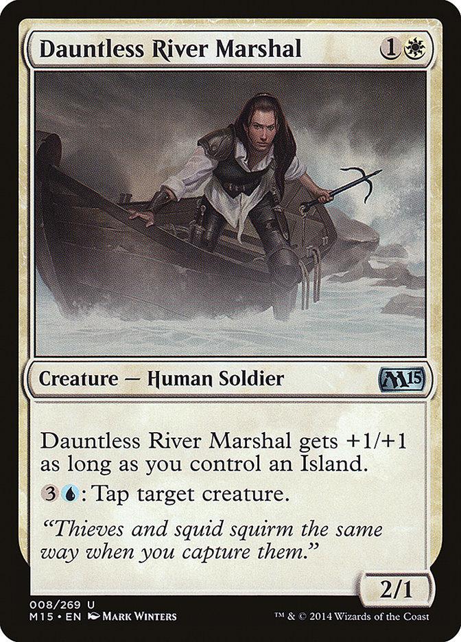 Dauntless River Marshal