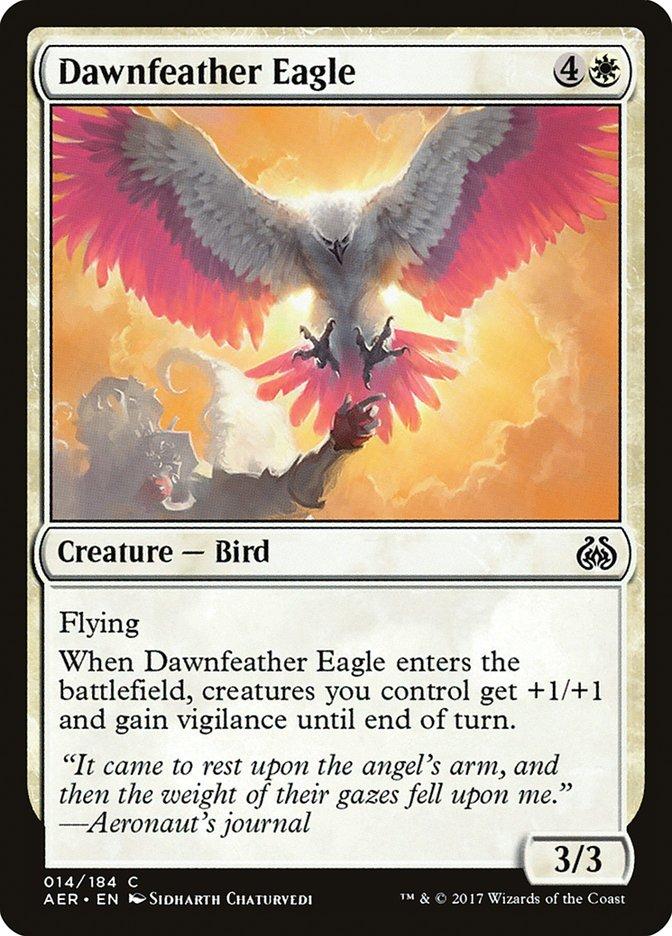 Dawnfeather Eagle