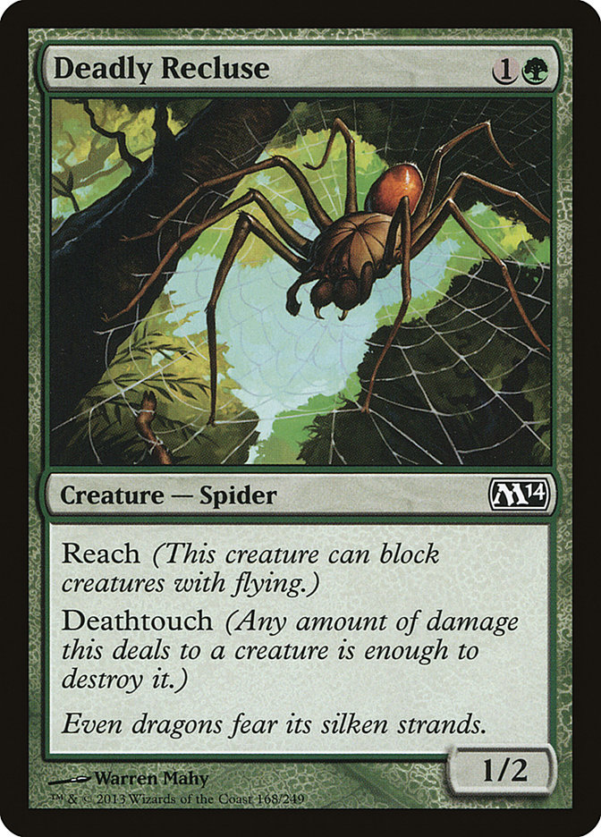 Deadly Recluse