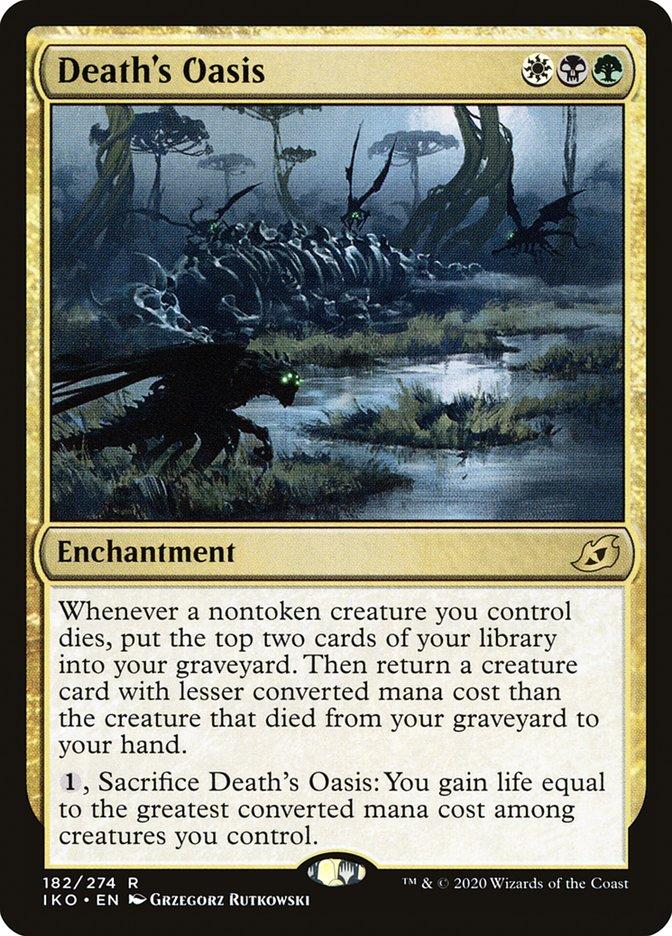Death's Oasis