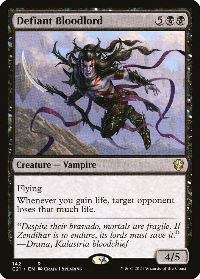 Defiant Bloodlord