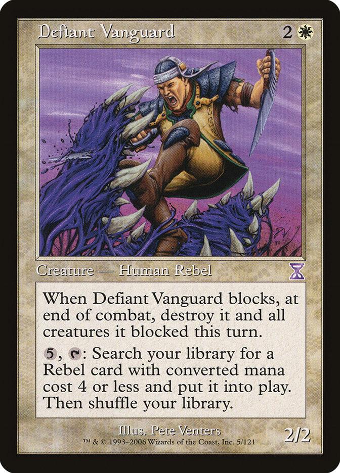 Defiant Vanguard