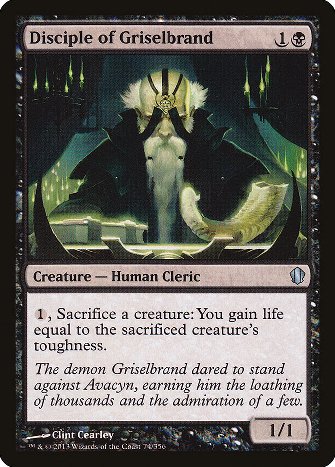 Disciple of Griselbrand