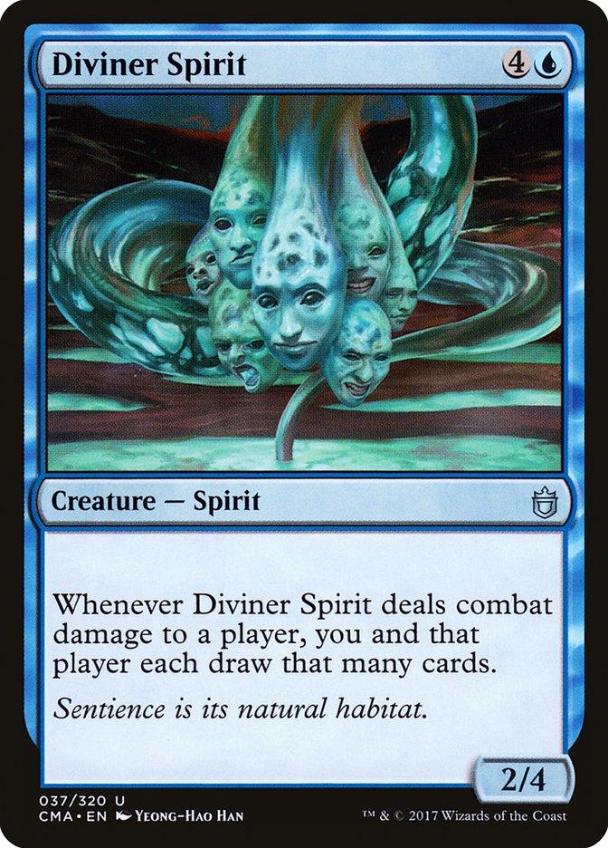 Diviner Spirit