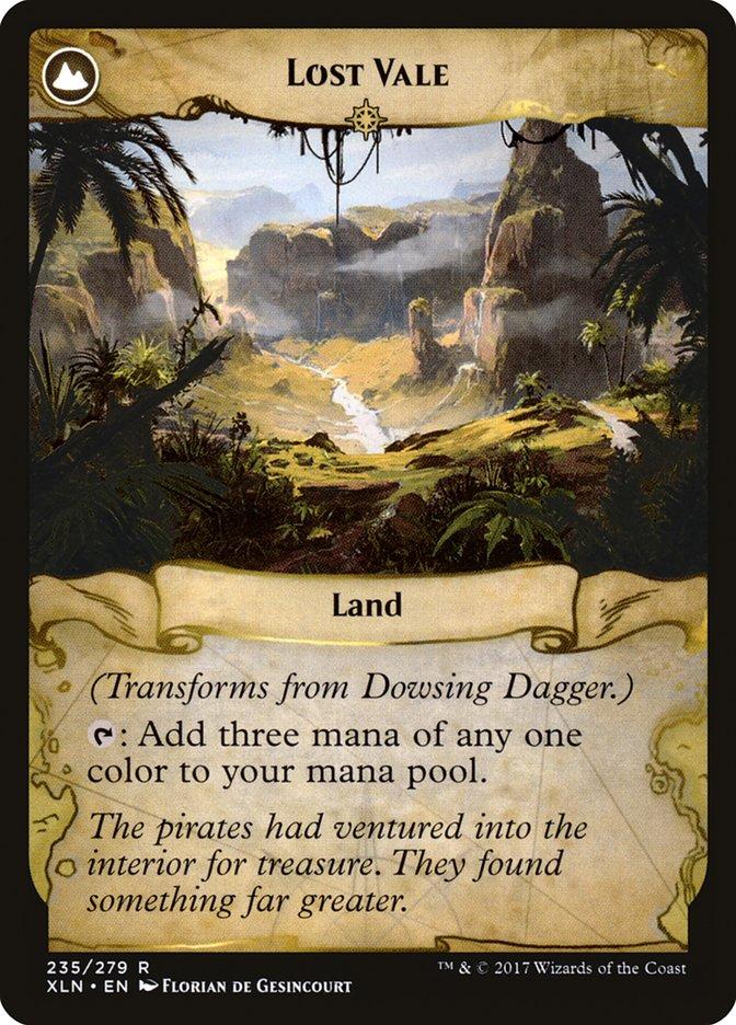 Dowsing Dagger // Lost Vale