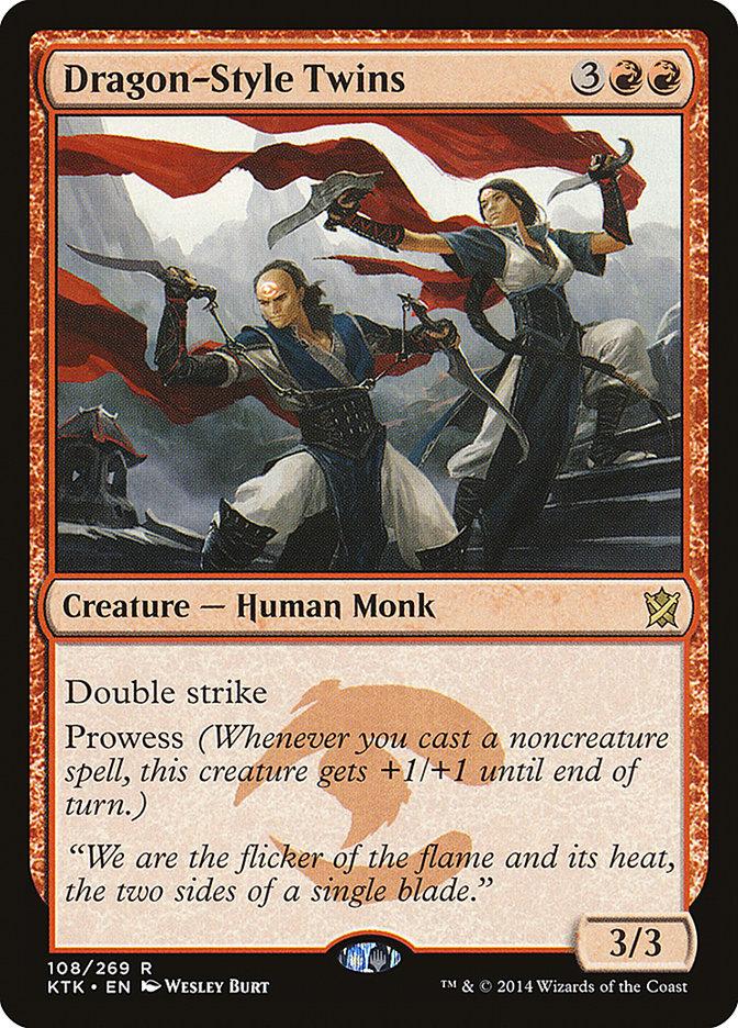 Dragon-Style Twins