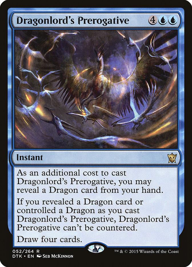 Dragonlord's Prerogative