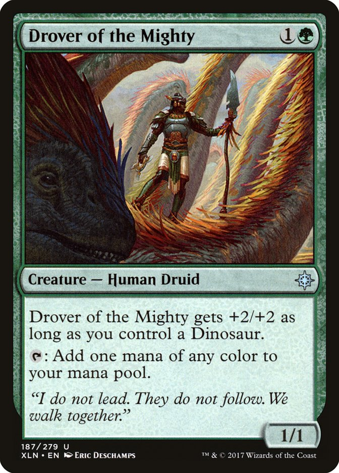 Drover of the Mighty