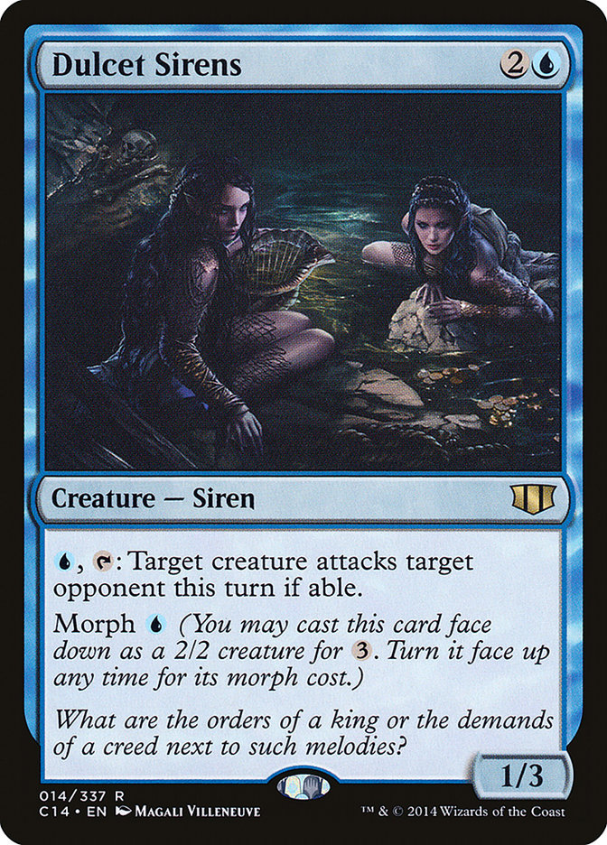 Dulcet Sirens