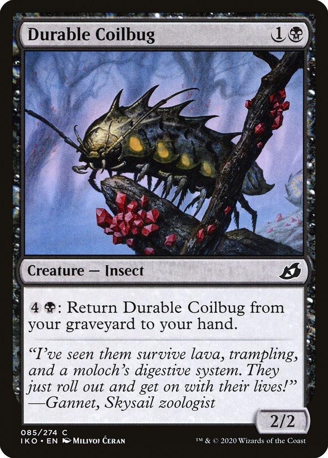 Durable Coilbug