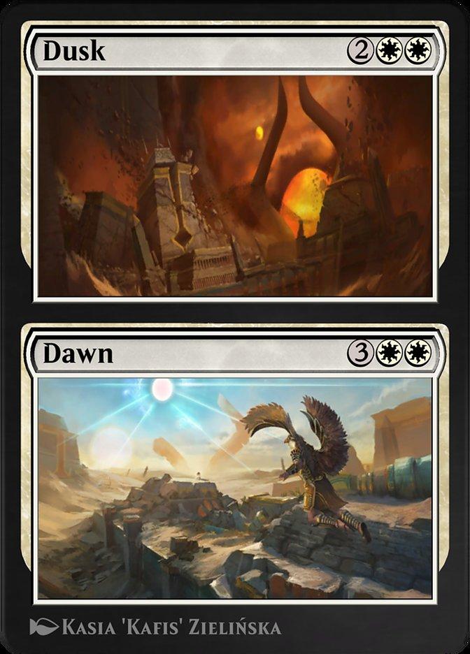 Dusk // Dawn