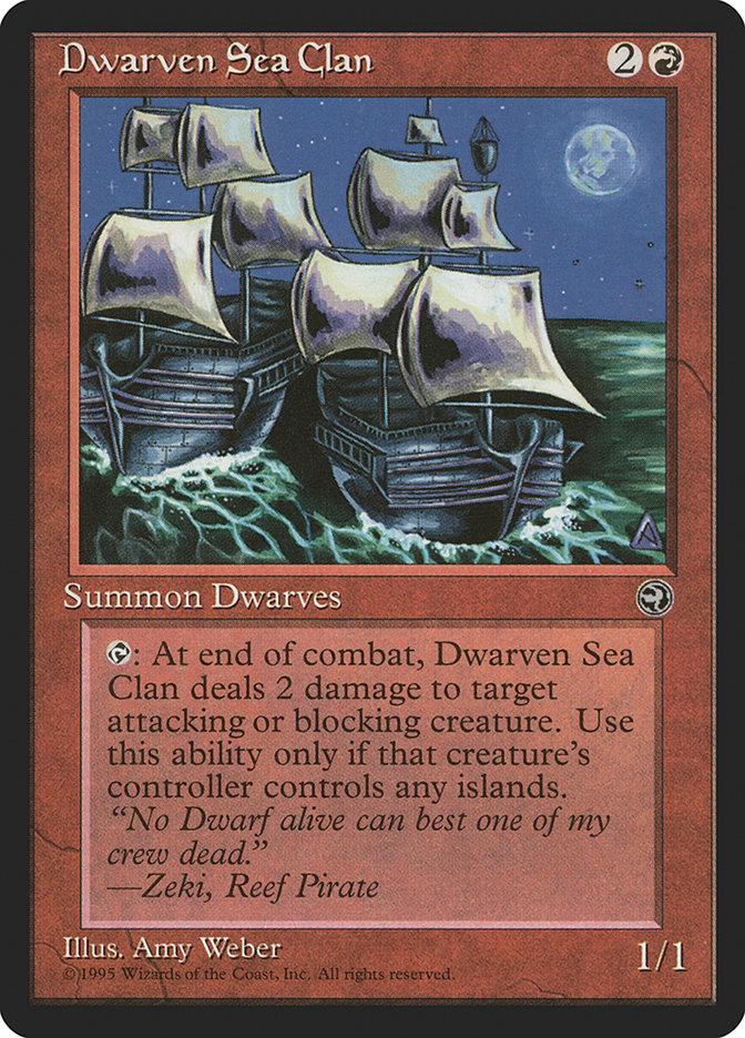 Dwarven Sea Clan