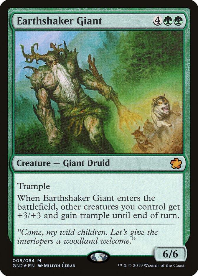 Earthshaker Giant