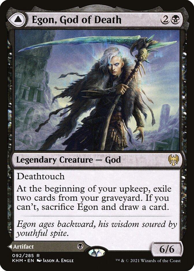 Egon, God of Death // Throne of Death