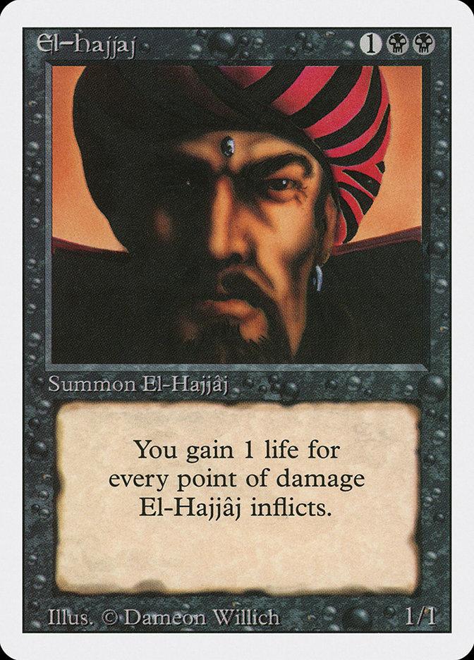 El-Hajjâj