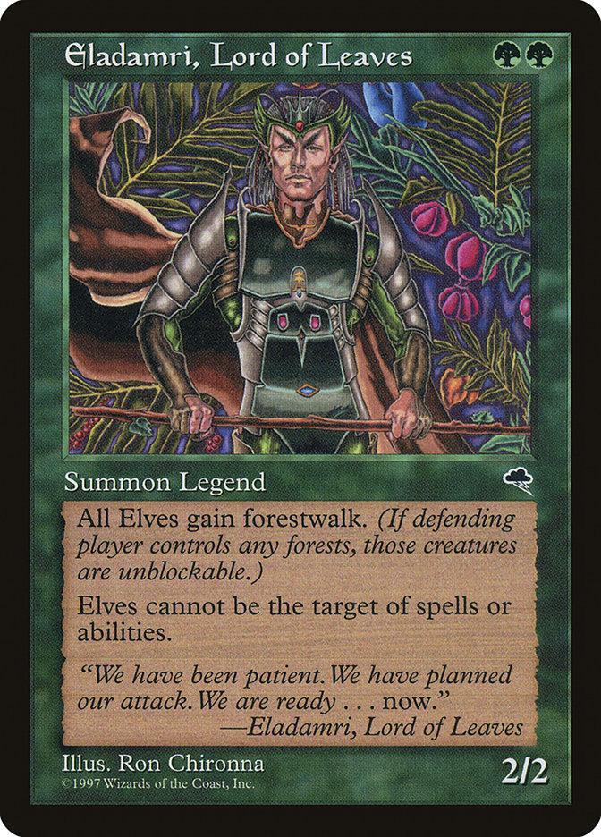 Eladamri, Lord of Leaves