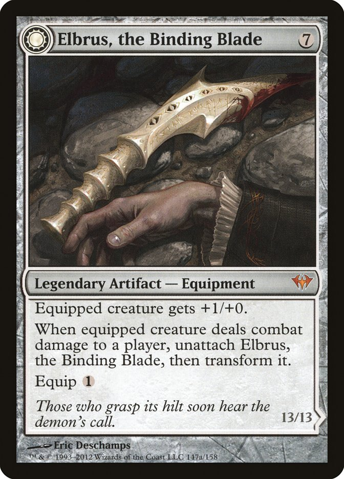 Elbrus, the Binding Blade // Withengar Unbound