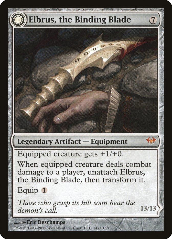 Elbrus, the Binding Blade // Withengar Unbound
