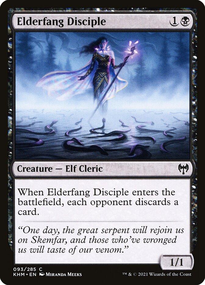 Elderfang Disciple