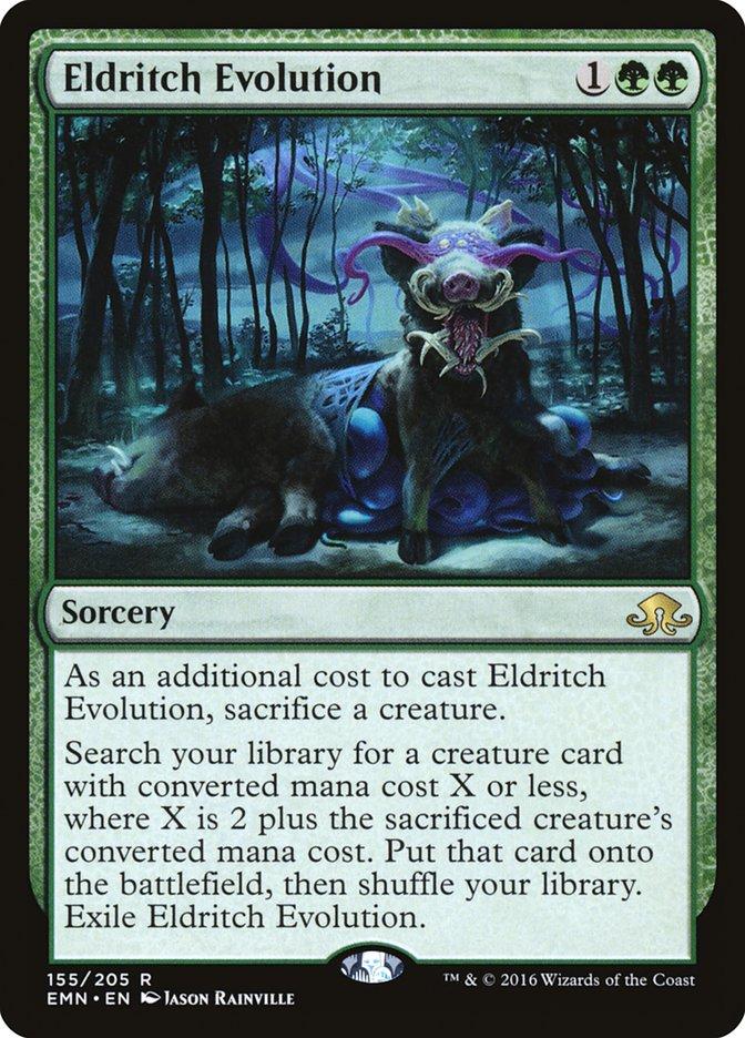 Eldritch Evolution
