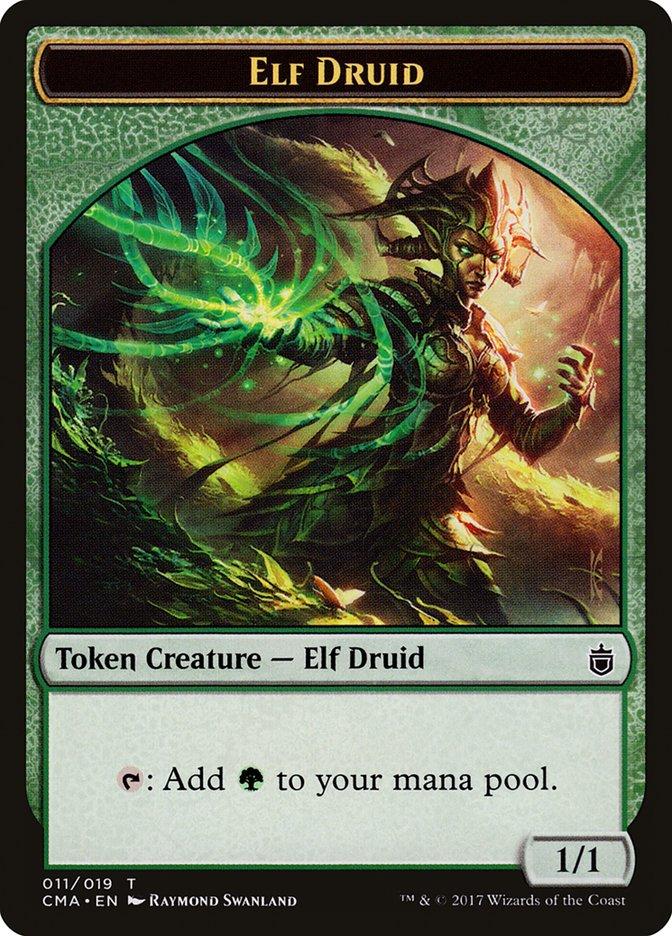 Elf Druid