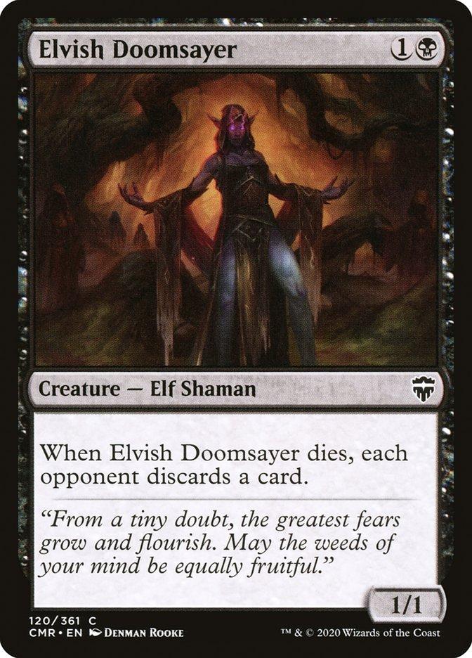 Elvish Doomsayer