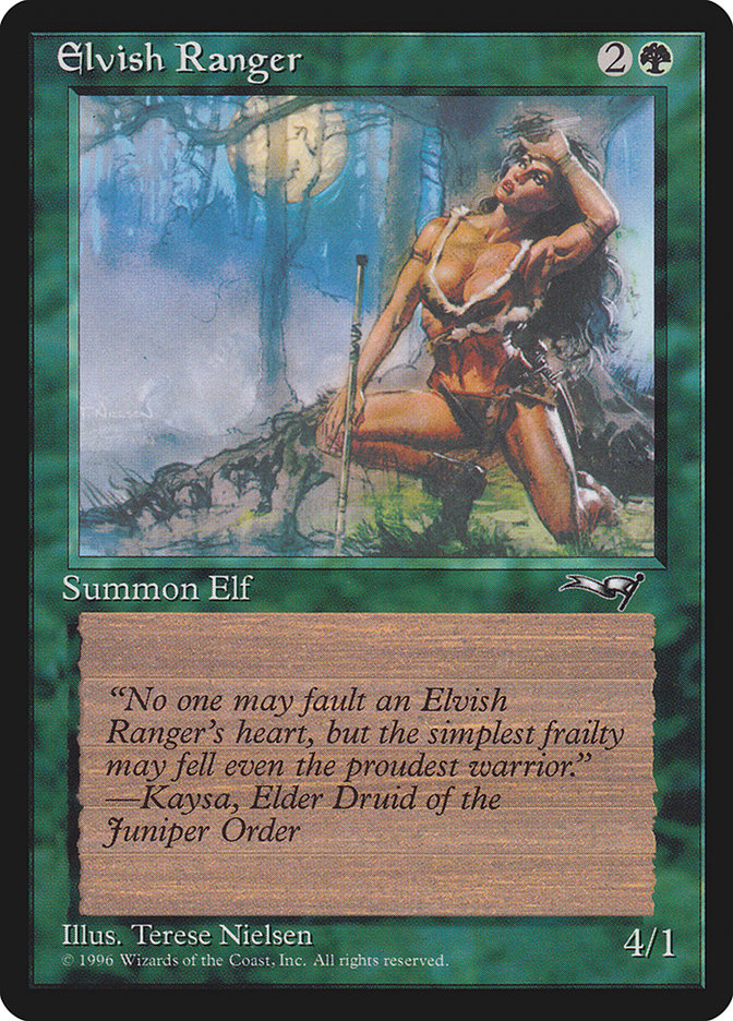 Elvish Ranger