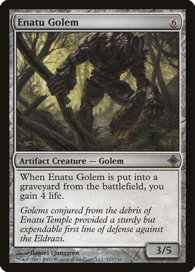 Enatu Golem