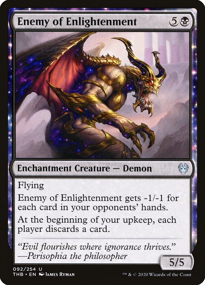 Enemy of Enlightenment