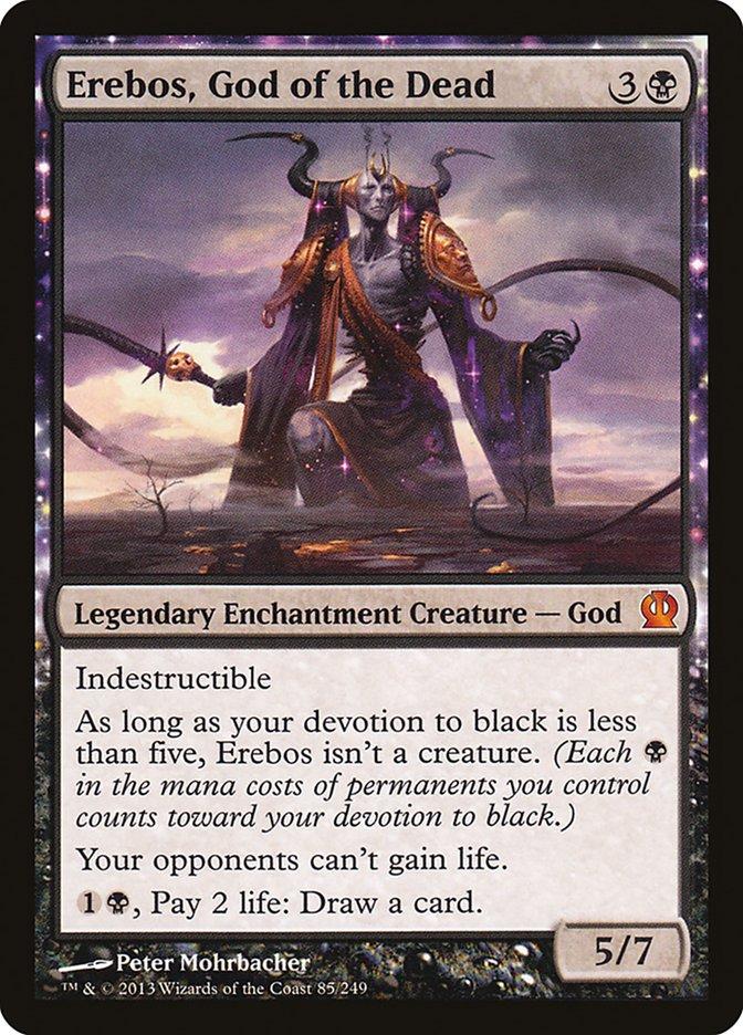 Erebos, God of the Dead