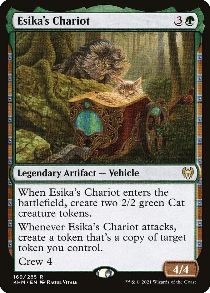 Esika's Chariot