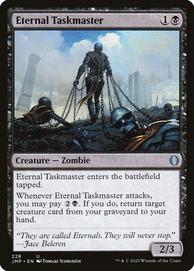 Eternal Taskmaster