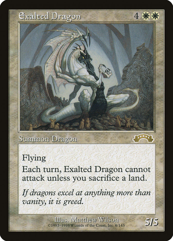 Exalted Dragon