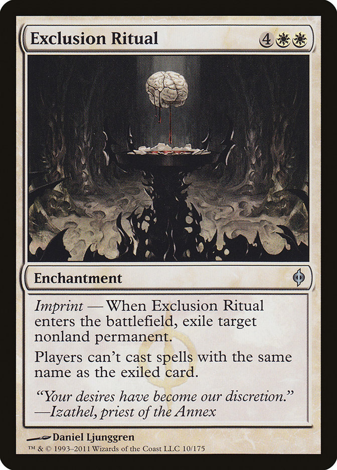 Exclusion Ritual