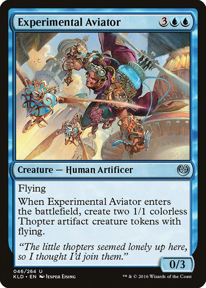 Experimental Aviator