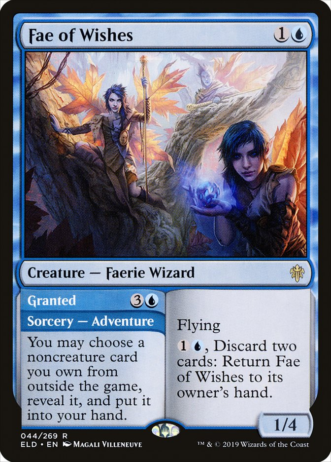 Fae of Wishes // Granted