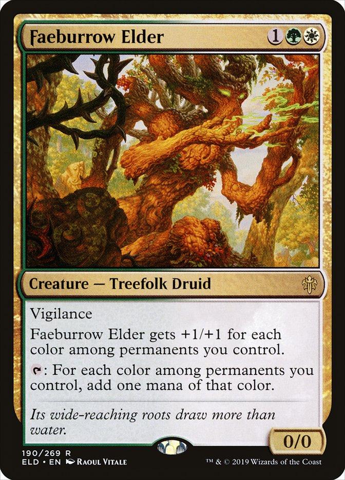 Faeburrow Elder