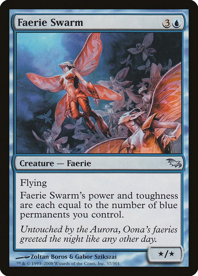 Faerie Swarm