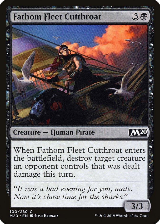 Fathom Fleet Cutthroat