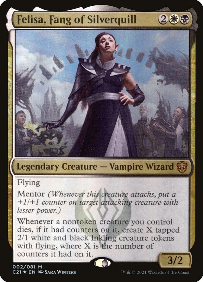 Felisa, Fang of Silverquill