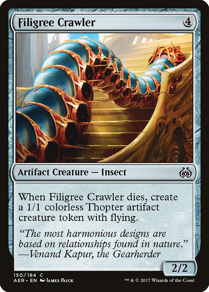 Filigree Crawler