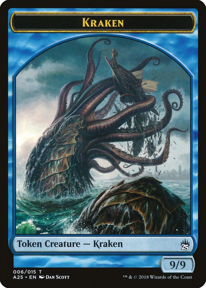 Fish // Kraken