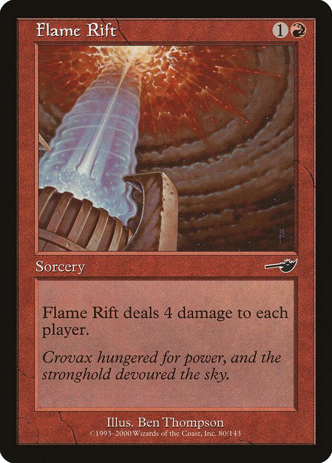 Flame Rift