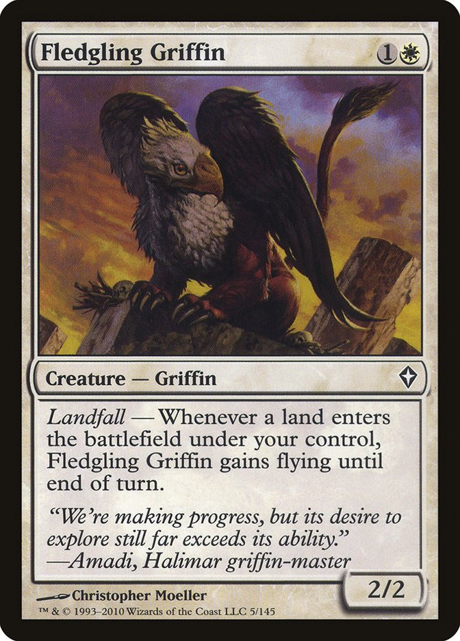 Fledgling Griffin