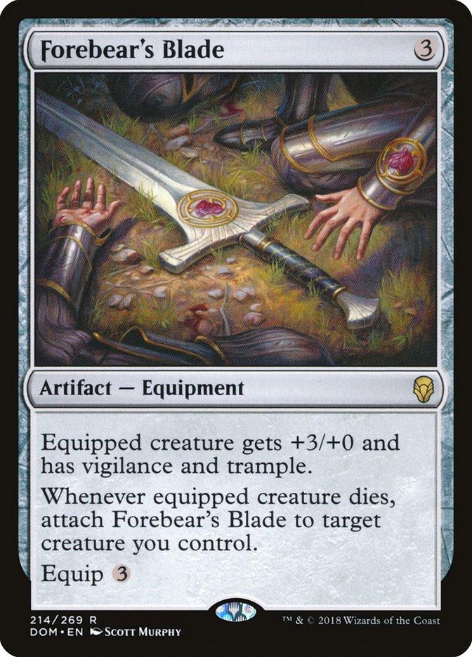 Forebear's Blade