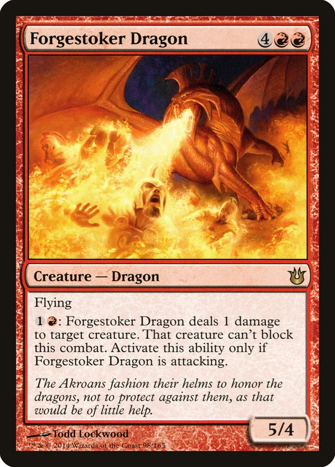 Forgestoker Dragon