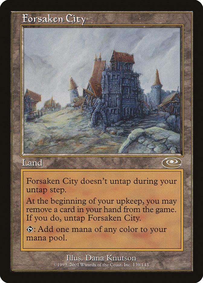 Forsaken City